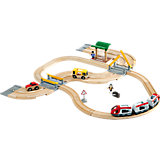 BRIO 33209 Road And Rail Passenger Train Set