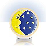 Nachtlicht Mond und Sterne, batteriebetrieben
