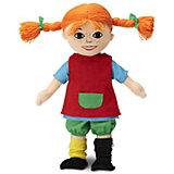 Doll Pippi Longstocking, 30 cm