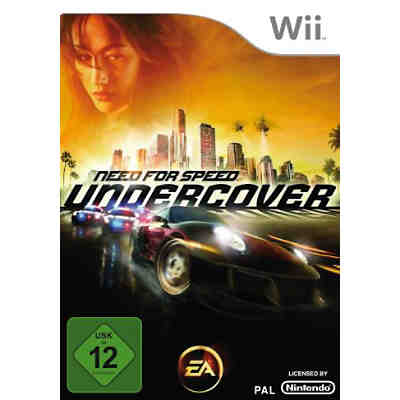 Wii Need for Speed - Undercover