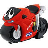 "Турбо-мотоцикл ""Ducati"", красный, Chicco"