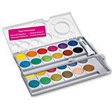 aquaplus Deckfarbkasten, 24 Farben