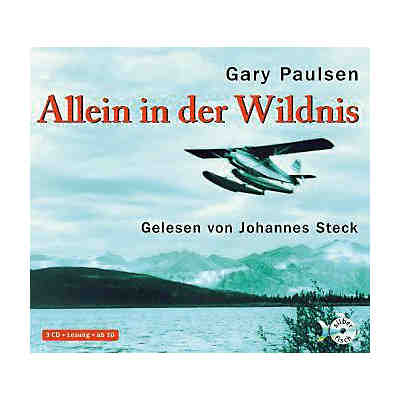 Allein in der Wildnis, 3 Audio-CDs