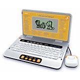 VTech - Laptop Schulstart, orange (Sprachen: D/E)