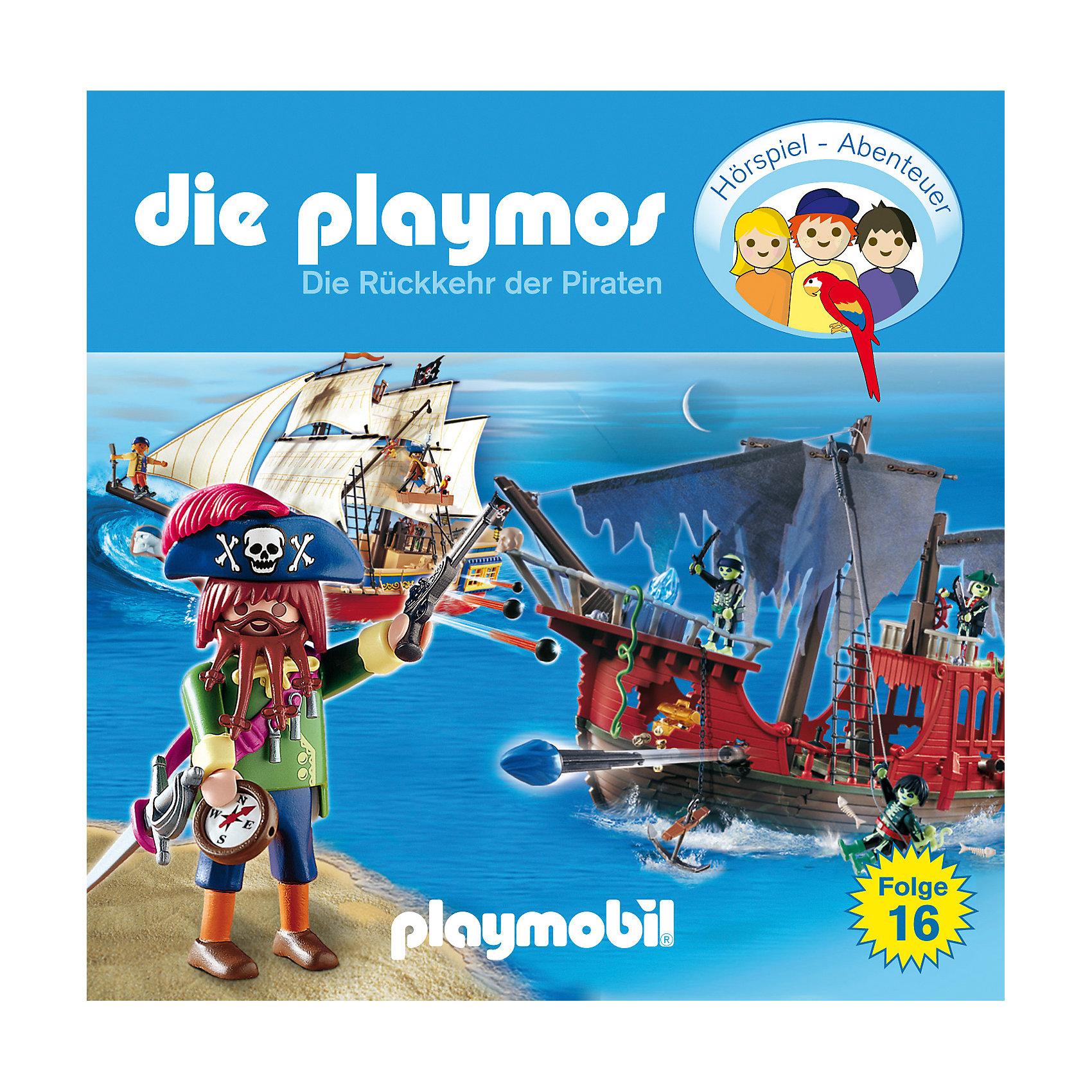 CD Die Playmos 16 - Die R�ckkehr der Piraten