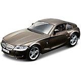 Машина BMW Z4 M COUPE металл., 1:32, в ассортименте, Bburago