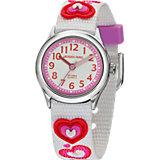 Kinder Armbanduhr Herzchen