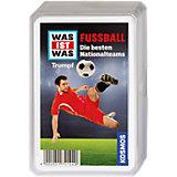 WAS IST WAS Trumpf Fußball - Die besten Nationalteams