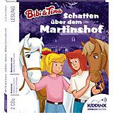 CD Bibi und Tina - Hörbuch Schatten über dem Martinshof