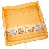 Laufgittereinlage Donkey gelb, 70 x 100 und 100 x 100 cm