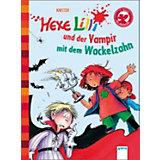 Bücherbär: Hexe Lilli und der Vampir mit dem Wackelzahn