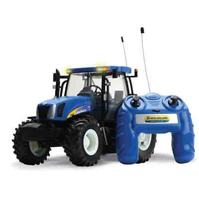 Britains - New Holland RC-Traktor T6070 1:16
