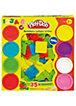 Play-Doh - Knetspaß Buchstaben und Zahlen