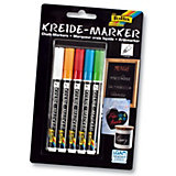 Chalk Marker, 5 Pieces