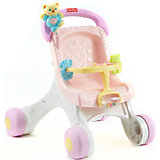 Fisher Price Walker and Doll's Pram