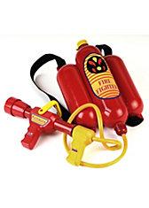 klein Feuerwehrspritze
