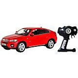RC BMW X6 Model Car, 1:14, Red