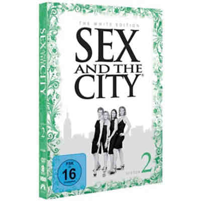 DVD Sex and the City - Season 2 (White Edition)