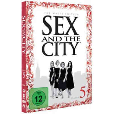 DVD Sex and the City - Season 5 (White Edition)