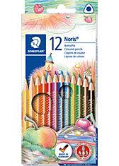 NORIS Club Farbstifte triplus, 12 Farben