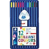 Buntstifte ergosoft, 12 Farben in Aufstellbox