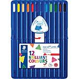 Jumbo-Buntstifte ergosoft, 12 Farben in Aufstellbox