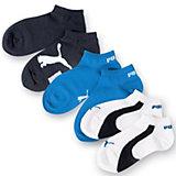 Kinder Sneaker Strümpfe 3er-Pack