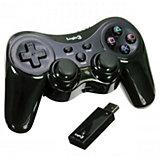 PS3 Stealthpad, kabelloses Gamepad mit Vibration Effekt