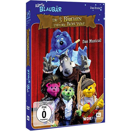 DVD Käpt´n Blaubär- Das Musical