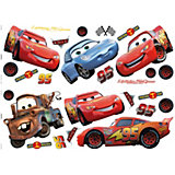 Wall Sticker Cars B (2 sheets - 25x70)