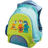 HABA 4053 Kinderrucksack Dschungel-Bande