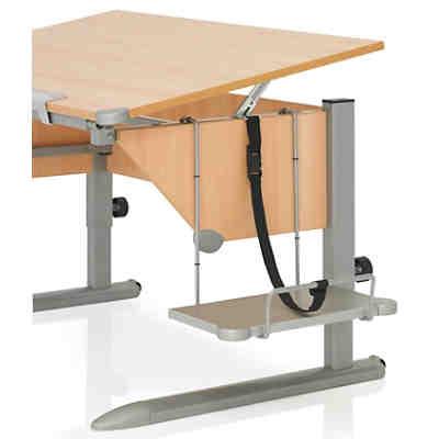 schreibtischstuhl kid 39 s chair plus silberfarbig buche kettler mytoys. Black Bedroom Furniture Sets. Home Design Ideas