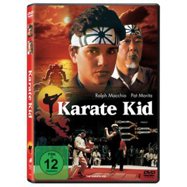 DVD Karate Kid