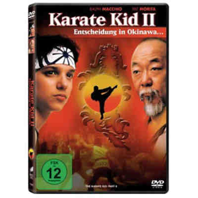 DVD Karate Kid 2