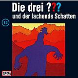 CD Die Drei ??? 013/und der lachende Schatten