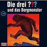 CD Die Drei ??? 014/und das Bergmonster