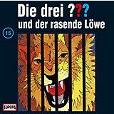 CD Die Drei ??? 015 - und der rasende Löwe