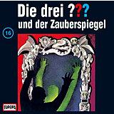 CD Die Drei ??? 016/und der Zauberspiegel