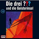 CD Die Drei ??? 018/und die Geisterinsel