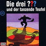 CD Die Drei ??? 021/und der tanzende Teufel