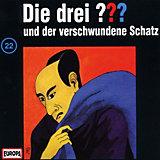 CD Die Drei ??? 022/und der verschwundene Scha
