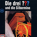 CD Die Drei ??? 026/und die Silbermine