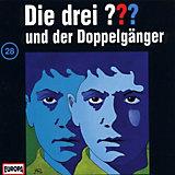 CD Die Drei ??? 028/und der Doppelgänger