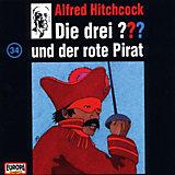 CD Die Drei ??? 034/und der rote Pirat