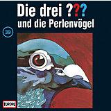 CD Die Drei ??? 039/und die Perlenvögel