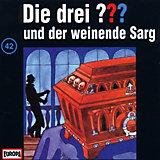 CD Die Drei ??? 042/und der weinende Sarg