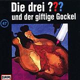CD Die Drei ??? 047/und der giftige Gockel