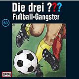CD Die Drei ??? 063/Fußball-Gangster