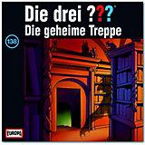 CD Die Drei ??? 138 - Die geheime Treppe
