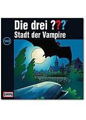 CD Die Drei ??? 140 - Stadt der Vampire